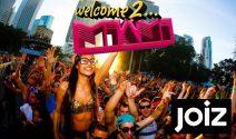 Flug nach Miami inklusive Eintritt zum Ultra Music Festival gewinnen