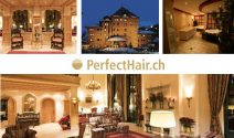 Wellness-Weekend in Klosters, Beauty- und Hairtreatment oder  iPad Mini  gewinnen