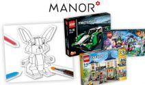 Legoland-Tickets oder LEGO© Spielwaren