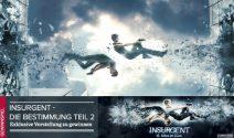 Insurgent: Exklusive Privatvorstellung oder Kinotickets gewinnen