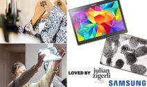 Galaxy Tab S designed von Julian Zigerli gewinnen