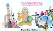 Disneyland-Reise für 2 Personen gewinnen