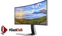 Samsung 34″ Curved Display TV gewinnen
