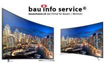 Samsung 55″ LED Curved 4K Fernseher gewinnen