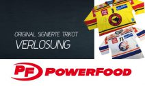 Signierte Swiss Ice Hockey Cup Spieltrikots gewinnen