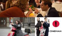2 Tickets für den Film «Spy» gewinnen