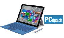 Microsoft Surface Pro 3 Tablet gewinnen