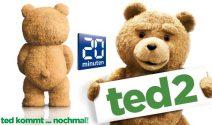 Tickets für die Premiere von Ted 2 gewinnen