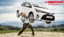 Toyota Yaris Hybrid Trend, FLYER E-Bike oder Brunch gewinnen