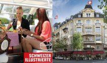 Brunch zu zweit und Übernachtung im Small Luxury Hotel Ambassador à l'Opéra gewinnen