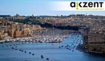Eine Woche Sprachaufenthalt auf Malta gewinnen