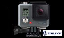 GoPro Hero Kamera im Wert von CHF 129.– gewinnen