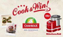 10x KitchenAid Artisan Cook Processor Küchenmaschine gewinnen