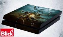 Playstation 4 mit «The Elder Scrolls Online»-Design gewinnen