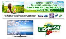 Samsung 55″ LED Smart TV gewinnen
