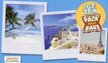 Gutschein für eine Fernreise, Europareise oder Städtereise von Migros Ferien gewinnen