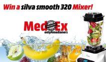 Einen Silva Smoothie Mixer gewinnen