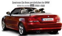 BMW Cabrio, 5-Türer oder Coupé gewinnen
