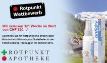 Eine Woche Chaletferien in Tschuggen im Wert von CHF 850.- gewinnen