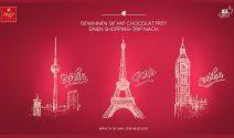 Städtereisen nach Berlin, Paris oder London im Gesamtwert von CHF 31'500.- gewinnen
