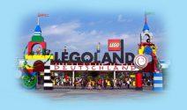 Wochenende in Legoland für die ganze Familie gewinnen