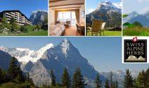 Wochenende zu zweit im Sunstar Alpine Hotel Grindelwald gewinnen