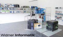 Acer Travelmate Notebook, Gutschein von Widmer Informatik oder DAB Radio gewinnen