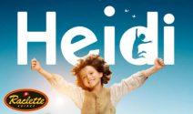 Familientickets für den Film «Heidi» gewinnen