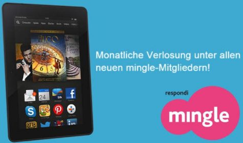 Kindle Fire HD eBook-Reader gewinnen
