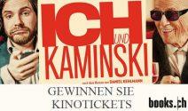 Tickets für den Film «Ich und Kaminski» gewinnen