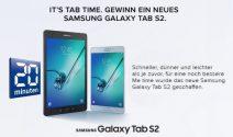 20x Samsung Galaxy Tab S2 gewinnen