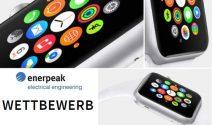 Eine Apple Watch mit Enerpeak gewinnen