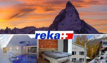 Ein Wochenende in Zermatt und Reka-Checks gewinnen