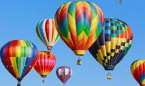 Eine Fahrt im Heissluftballoon im Wert von über CHF 250.- gewinnen