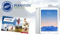 Apple iPad Air 2 in silber, Turnschuhe Deiner Wahl oder Intersport Gutschein gewinnen
