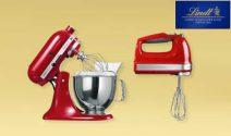 KitchenAid Küchengeräte: Küchenmaschine und Handmixer gewinnen