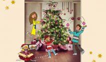 50x Weihnachtsdeko im Wert von je CHF 250.- inkl. Migros Geschenkkarte gewinnen