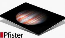 10x ein iPad Pro mit Pfister gewinnen