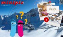 Familienferien in der Lenzerheide, Tageskarten für die Skiregion Arosa und mehr gewinnen