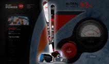 Rossignol Skiausrüstung beim Play With Power Wettbewerb gewinnen