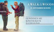 Tickets für den Film «A Walk in the Woods» gewinnen