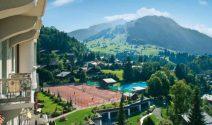 2x ein Luxus-Wochenende zu zweit im 5* Hotel Gstaad Palace gewinnen