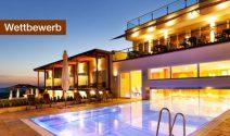 Hotelgutschein für ein Wochenende zu zweit im Hotel Deiner Wahl gewinnen