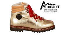 Ammann Schuhe im Wert von CHF 239.-  gewinnen!