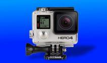 Eine GoPro Hero 4 Black Edition Actionkamera im Wert von CHF 399.- gewinnen