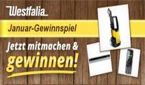Hochdruckreiniger Lavor Wave Junior, Telsky HD-Sat-Receiver und Telme Handy gewinnen!