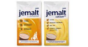 jemalt® Sachet und jemalt® calcium plus erhalten