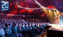 2 x 2 Circus Tickets in «Das Zelt» gewinnen