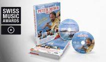 3x «Das grosse Peter Reber Buch» gewinnen