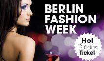 BerlinFashion Week Tickets gewinnen